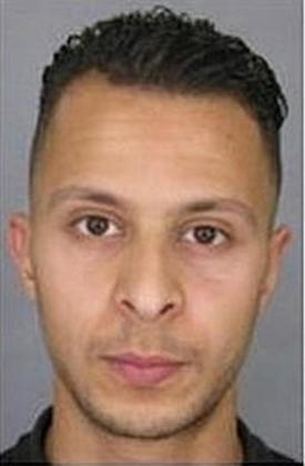 PARIS - TERRORISMO - CONTINUA LA BUSQUEDA DEL TERRORISTA SALAH ABDESLAM POR LOS ATENTADOS DE PARIS.