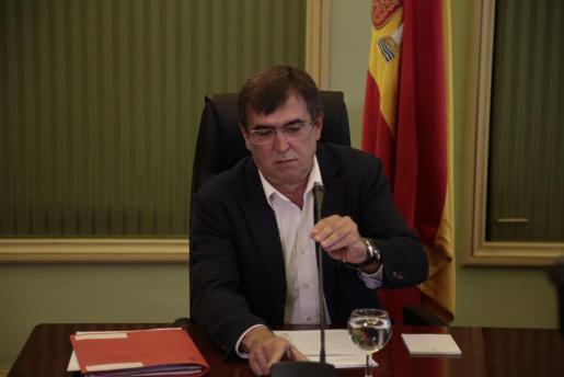 El senador socialista Francesc Antich, en una imagen de archivo.