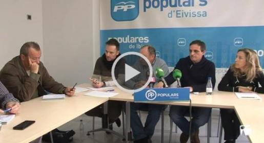 """El PP de Eivissa califica el decreto urbanístico de """"pura ideología"""""""