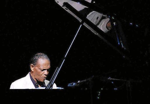 El pianista McCoy Tyler.