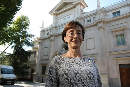 La senadora por Menorca, Juana Francisca Pons.
