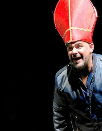 Xavi Castillo, humorista. Foto: Teatral.net