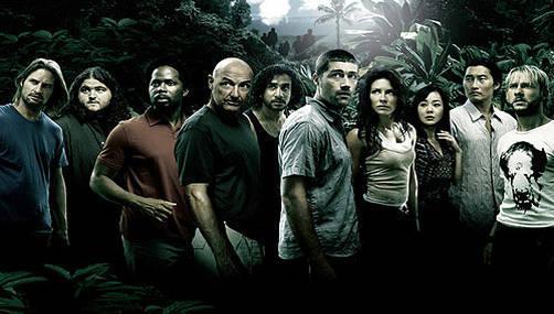Foto de los protagonistas de la serie televisiva.