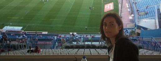 Imagen de Lorena Gallego, encarcelada por atacar a la mujer del periodista Paco González.