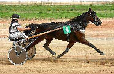 Una imagen de una carrera en Sant Rafel. Foto: JOAN COSTA