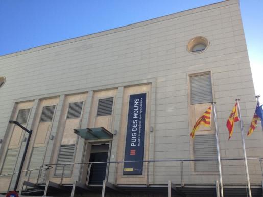 El Museo Arqueológic donde se imparte el curso.
