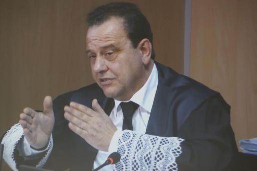 Pedro Horrach, interrogando a Diego Torres en el juicio del caso Nóos.