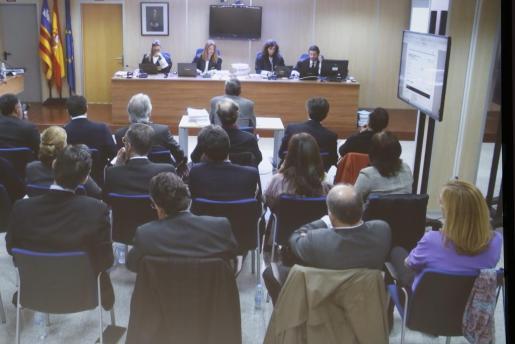 Imagen de la sala.