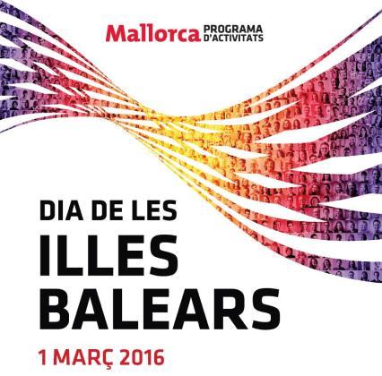 Cartel del Dia de les Illes Balears.