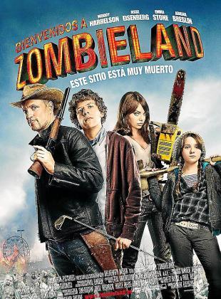 Imagen promocional de la película 'Bienvenidos a Zombieland'.