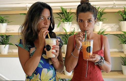 Cristina Marí y Francesca Tur, creadoras e impulsoras de Tendencias.tv.