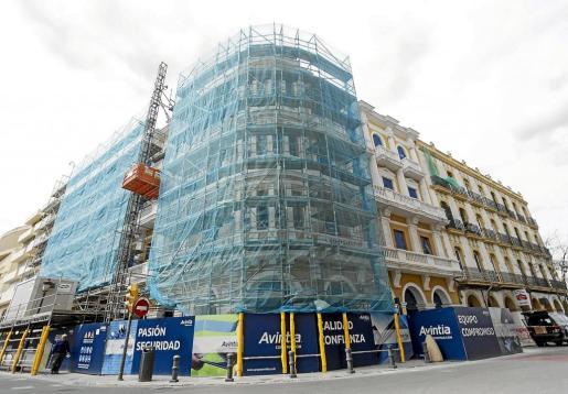 El establecimiento hotelero, que ha sido completamente reformado, abrirá sus puertas el 1 de junio.