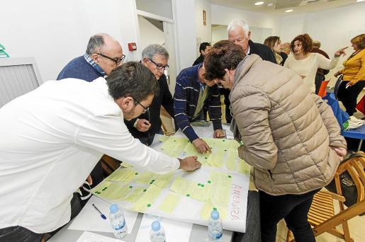 El primer taller para la elaboración del Plan Estratégico 2016-2030 resultó un éxito.