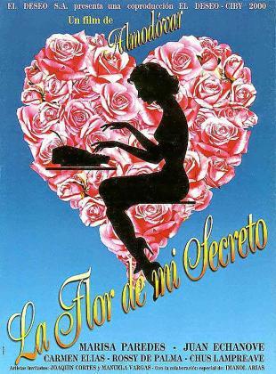 Cartel de la película 'La flor de mi secreto'.