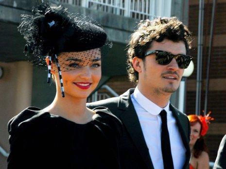 La guapa pareja, que contrajo matrimonio hace poco, ha anunciado que espera su primer hijo.