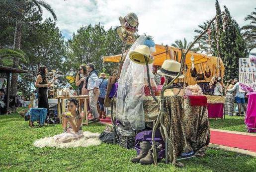 Las fiestas de la primavera de Atzaró se han convertido en un evento muy esperado por muchos residentes de Eivissa.