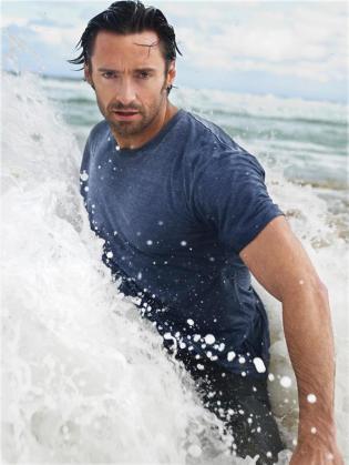 El actor Hugh Jackman salvó la vida de su hijo en una playa de Sídney.