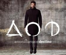 Antonio Orozco publicaba el pasado mes de diciembre 'Destino', uno de los trabajos más esperados por los seguidores del artista catalán.