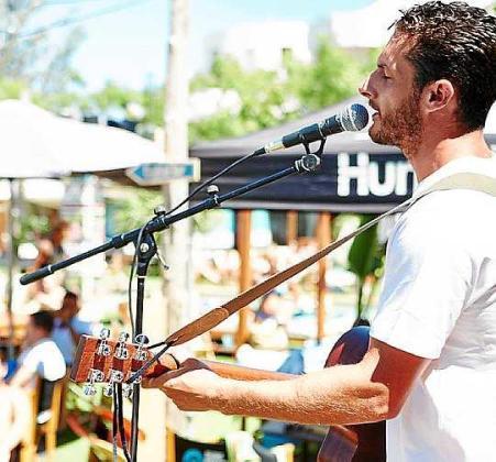 Imagen de archivo de un evento anterior celebrado en el Surf Lounge Ibiza.