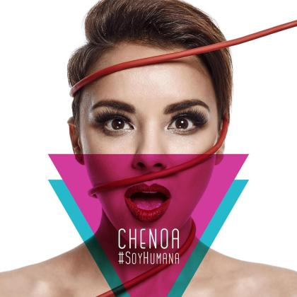 Portada del nuevo disco de Chenoa.