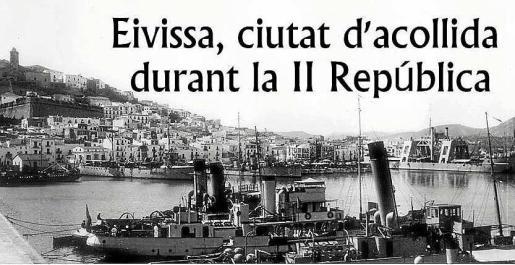 El documental premiado por Ciudades Patrimonio 'Eivissa, ciutat d'acollida durant la II República' se proyectó ayer en el C-19.