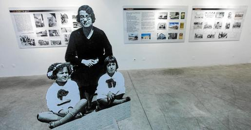 La exposición que se puede ver en Sa Nostra Sala, situada en el número 17 de la calle Aragón de Eivissa, contiene un numeroso material para entender lo sucedido durante aquella época.