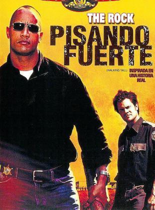 Cartel de la película 'Pisando fuerte'.