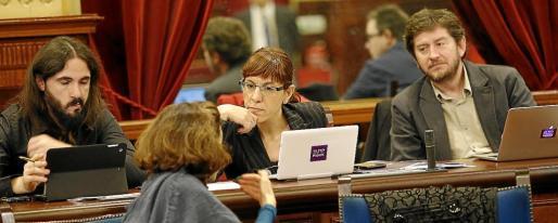 La ponente del dictamen sobre el nivel 33, Catalina Pons-Estel, fue propuesta por Podemos.