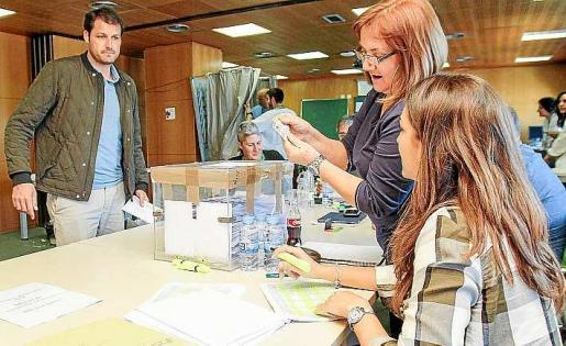 Las elecciones sindicales celebradas la semana pasada.
