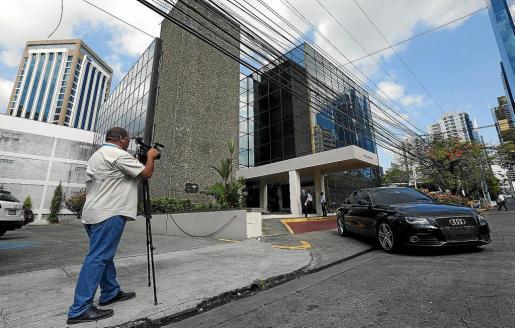 ede en Panamá del despacho de abogados Mossack Fonseca, especializado en las creaciones de empresas 'offshore'.