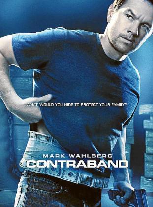 Cartel de la cinta 'Contraband'.