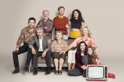 Imagen promocional de la serie 'Cuéntame'.