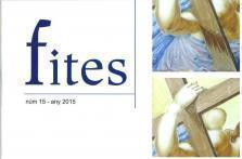 La portada de este número 15 de la revista Fites. Foto: Revista Fites