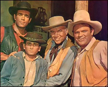 La serie Bonanza, que narraba las peripecias de una familia en el lejano Oeste, lanzó a la fama a Michael Landon.