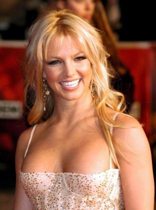 Foto de archivo de Britney Spears.