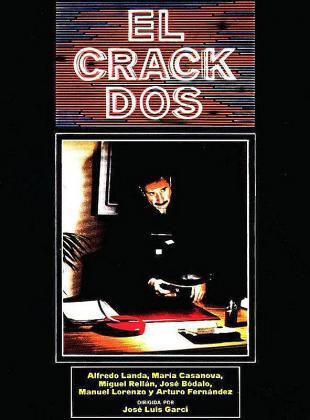Cartel de la película 'El crack dos'.
