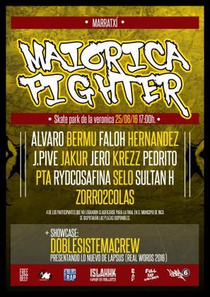 El Maiorica Fighter aglutinará en Marratxí a 16 aspirantes.