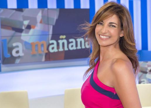 Fotografía facilitada por RTVE de la presentadora Mariló Montero.