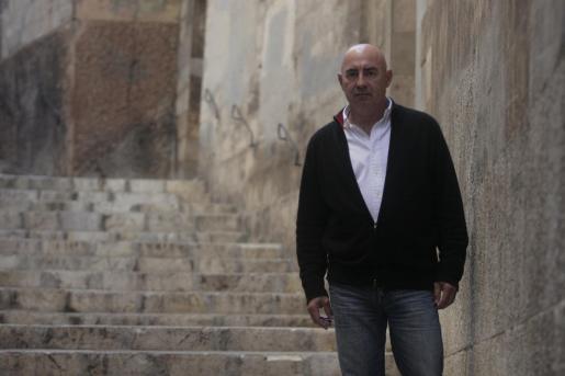 Joan Bennàssar, pintor.