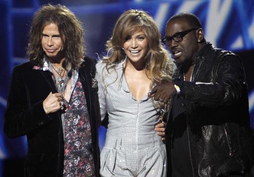 Steven Tyler, Jennifer Lopez y Randy Jackson han sido presentados como nuevos jurados del programa 'American Idol'.