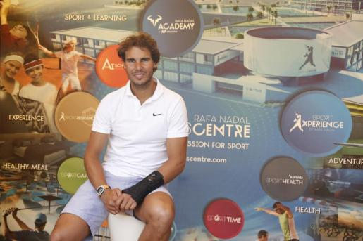 Rafael Nadal, en una reciente imagen.