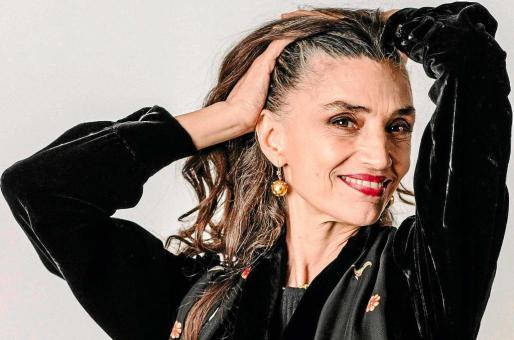 Ángela Molina, actriz.