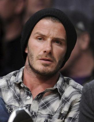 Una prostituta asegura que mantuvo relaciones con David Beckham en varias ocasiones.