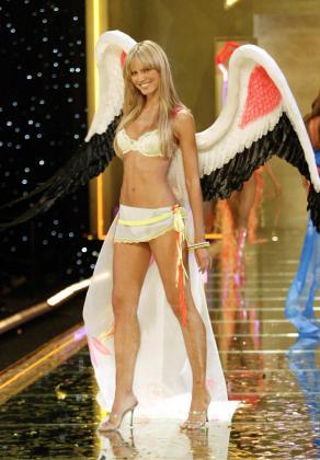 Heidi Klum, de 37 años, no volverá a desfilar para Victoria's Secret.