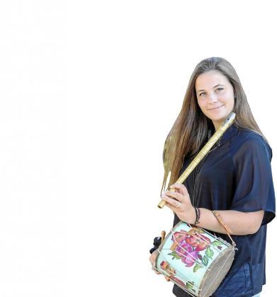 Ester Torres Planells, primera ibicenca que se ha convertido en 'sonadora'.