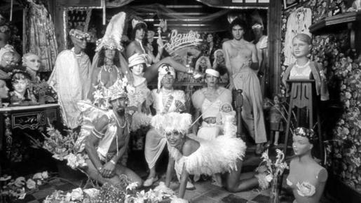 Una imagen de la famosa tienda de moda Paula's.