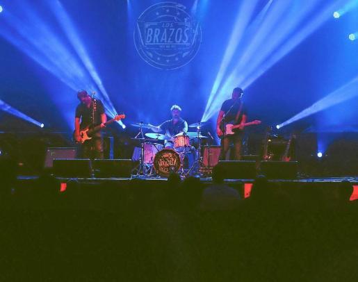 Imagen de archivo de una de las actuaciones recientes de Los brazos.