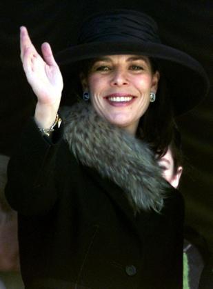 La princesa Carolina ha demandado a un medio que la fotografió durante unas vacaciones familiares.