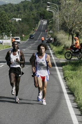 Ouais Zitane finalizó en tercera posición en la edición del pasado año.