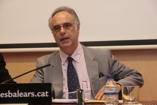 Carles Manera, conseller d'Economia.